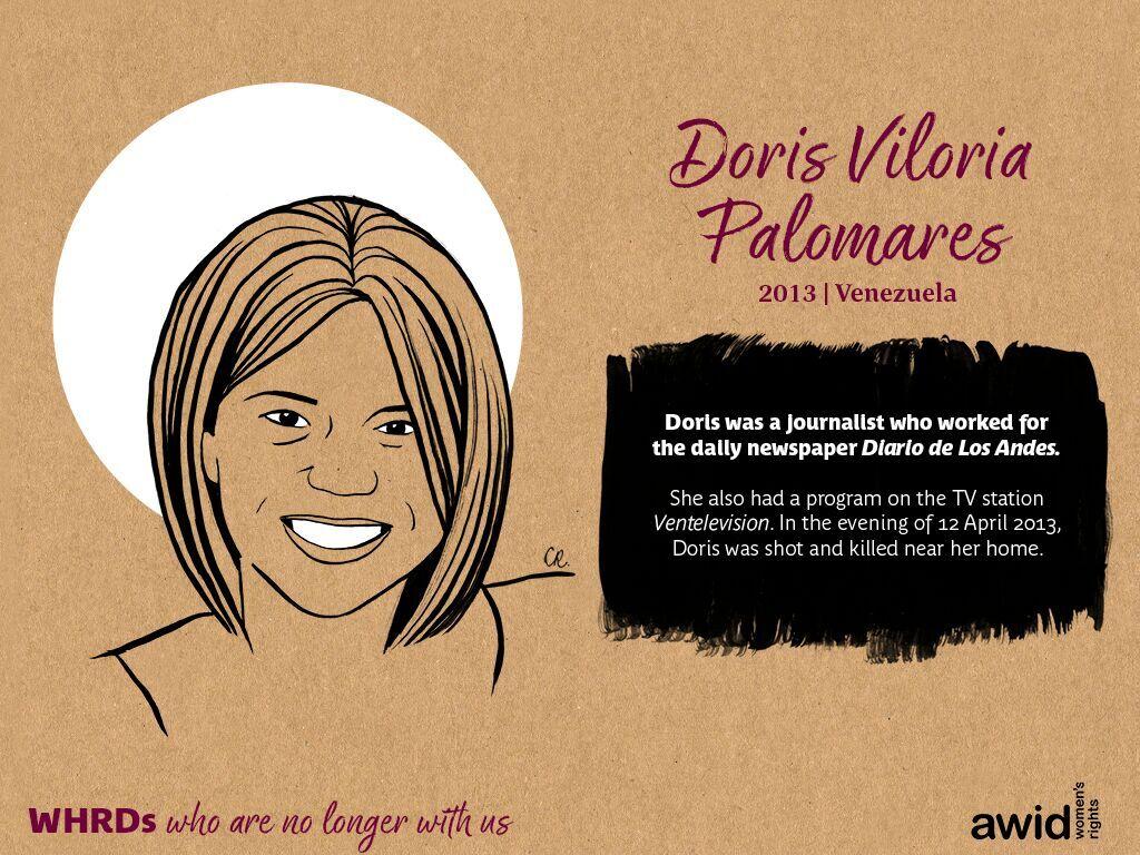 Doris Viloria Palomares
