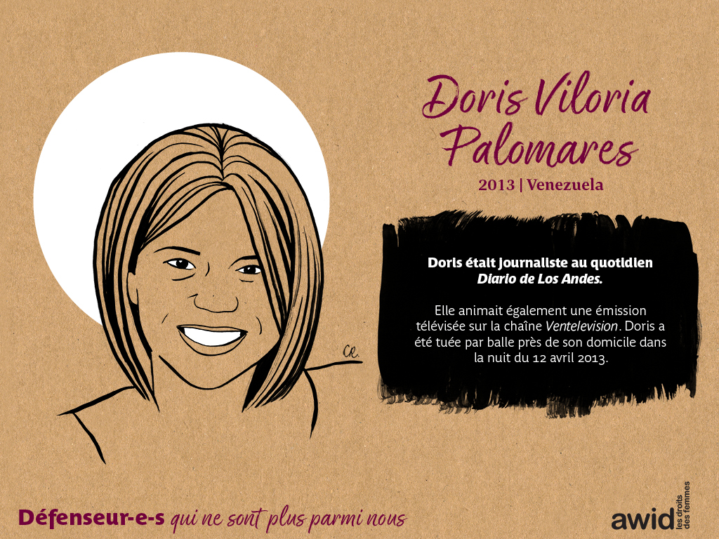 Doris Viloria Palomares (FR)