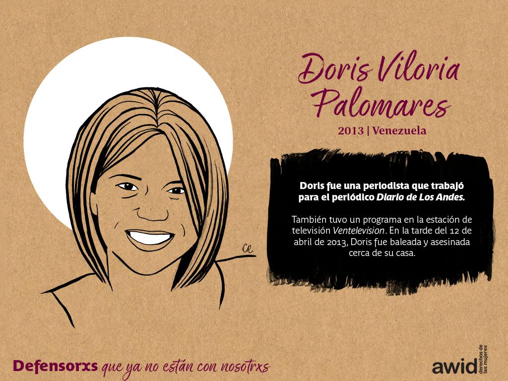 Doris Viloria Palomares (SP)