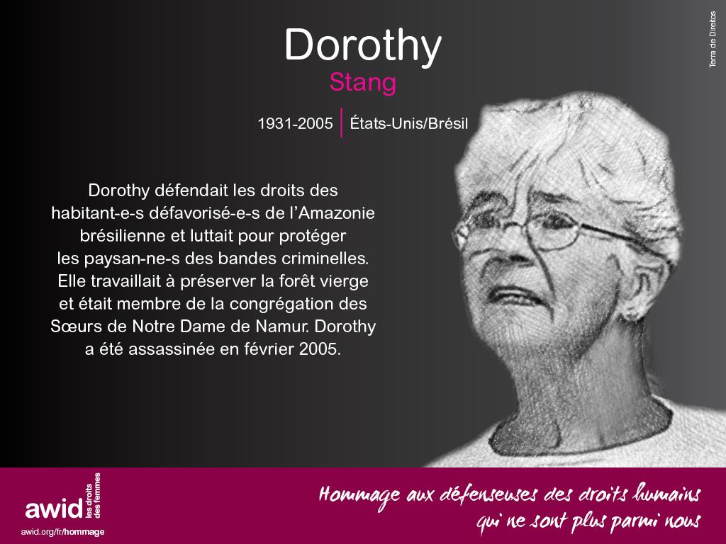 Dorothy Stang (FR)
