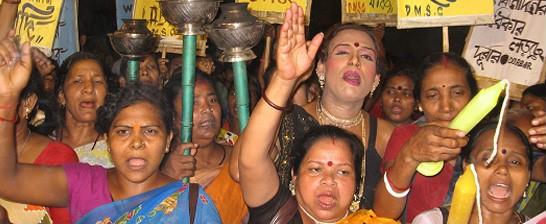 Movement Series: Durbar Mahila Samanwaya Committee - a collectivization of 65,000 sex workers   Source: DMSC Website