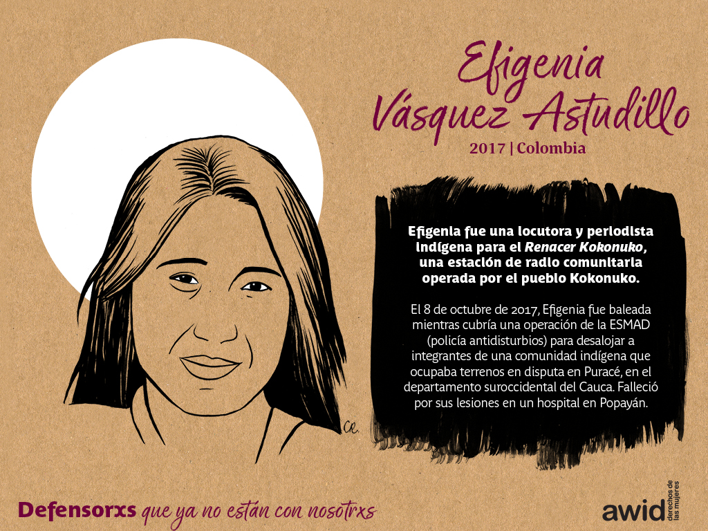 Efigenia Vásquez Astudillo (SP)