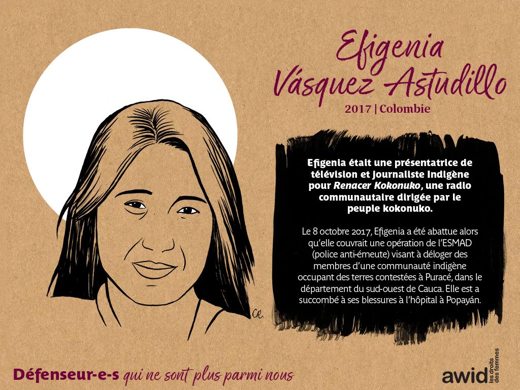 Efigenia Vásquez Astudillo (FR)