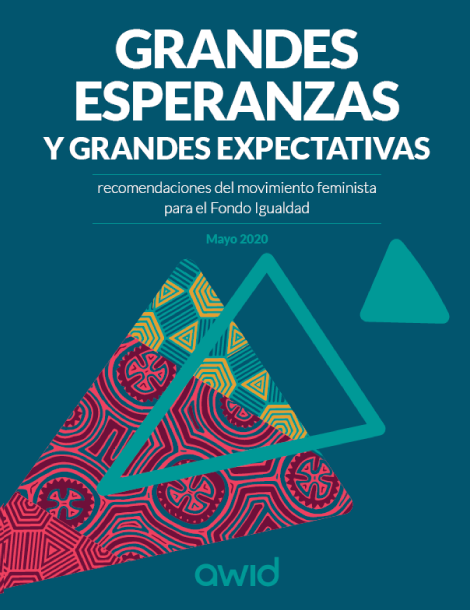 Equality Fund report - cover - Spanish