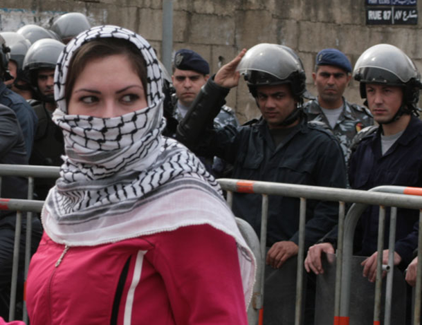 Egyptian Activist (photo: Hanibaeel) 610x470
