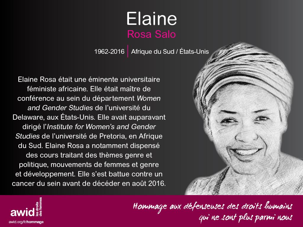 Elaine Rosa Salo (FR)