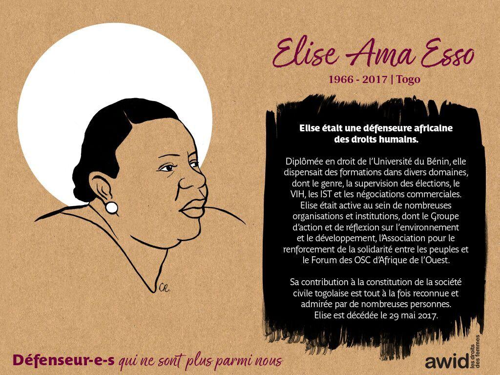 Elise Ama Esso (FR)