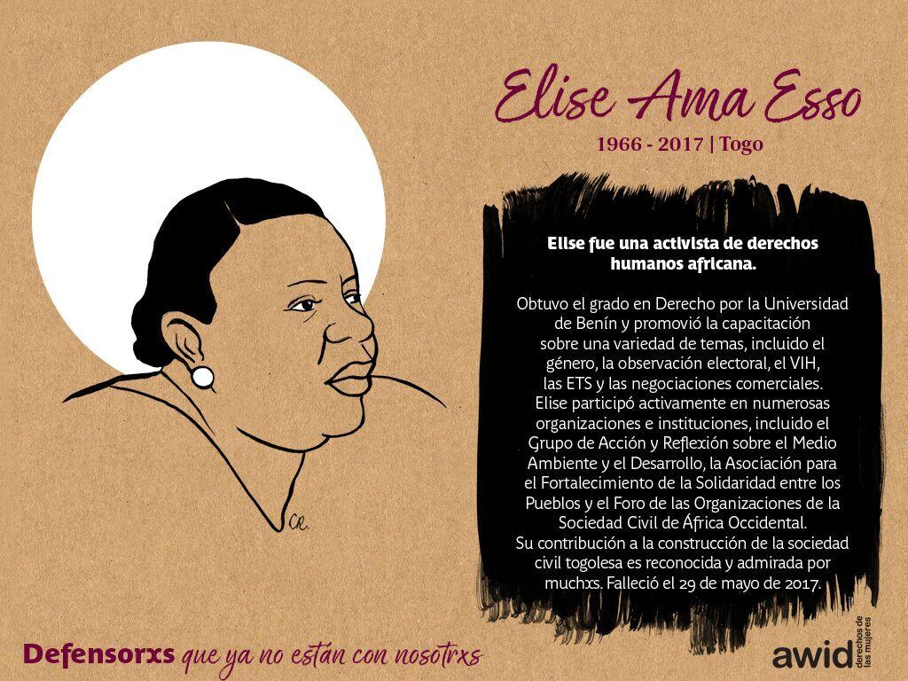 Elise Ama Esso (SP)