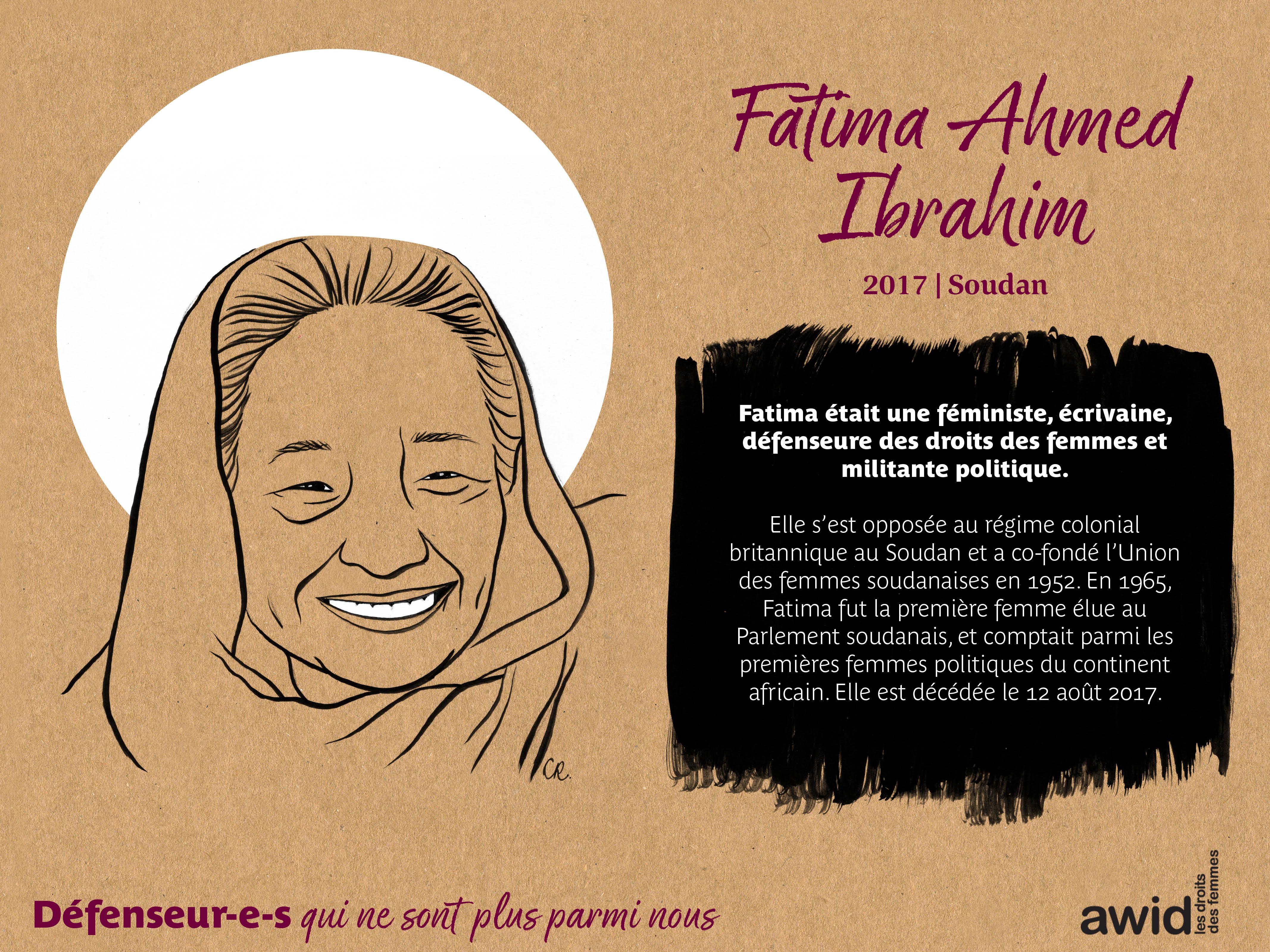 Fatima Ahmed Ibrahim (FR)
