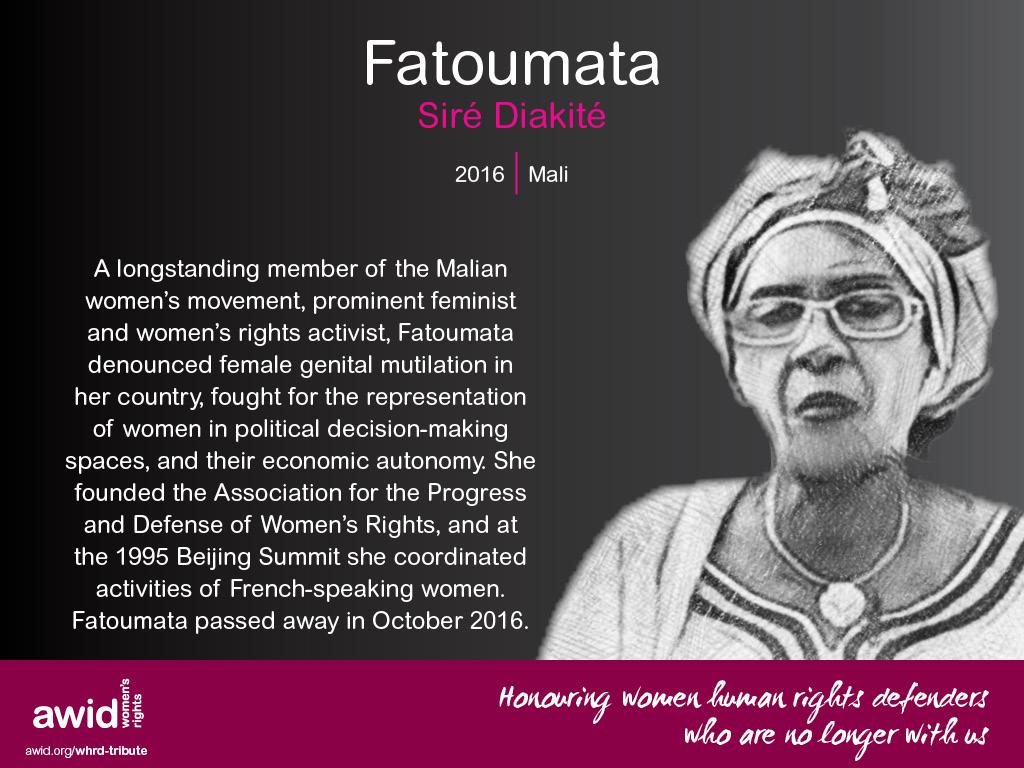 Fatoumata Siré Diakité (EN)