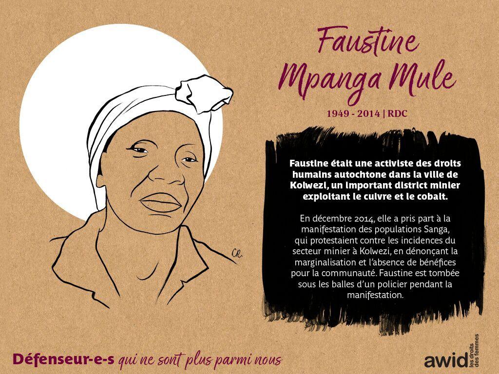 Faustine Mpanga Mule (FR)