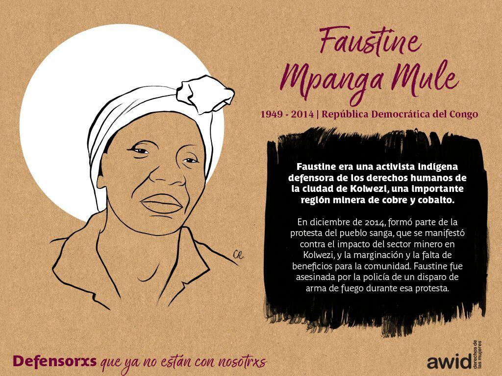 Faustine Mpanga Mule (SP)