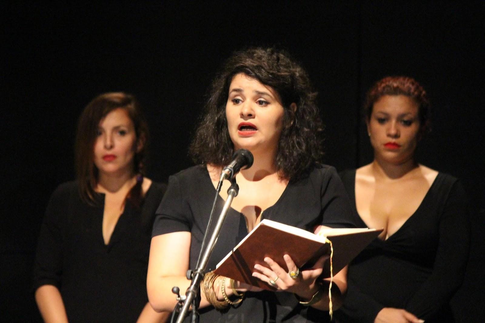 Wissal Labidi, Marwa Mannai, Nesrine Mouelhi