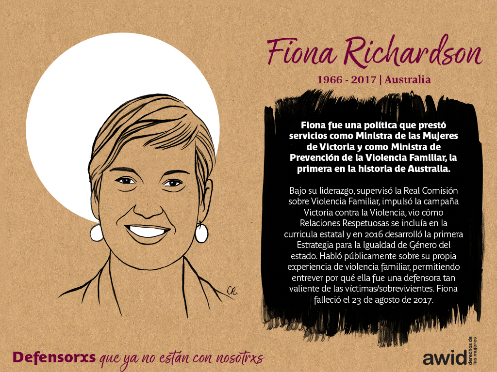 Fiona Richardson (SP)