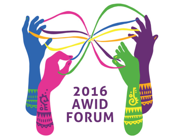 2016 AWID Forum core graphic tile