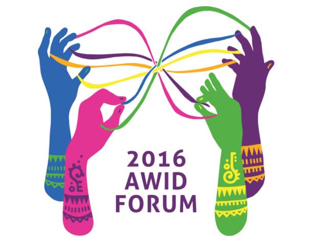 2016 AWID Forum core graphic tile