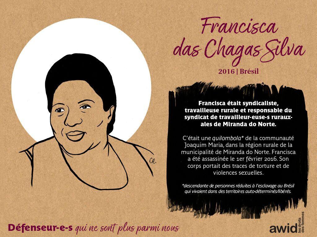 Francisca das Chagas Silva (FR)