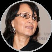 Gilda María Rivera Sierra (circle)