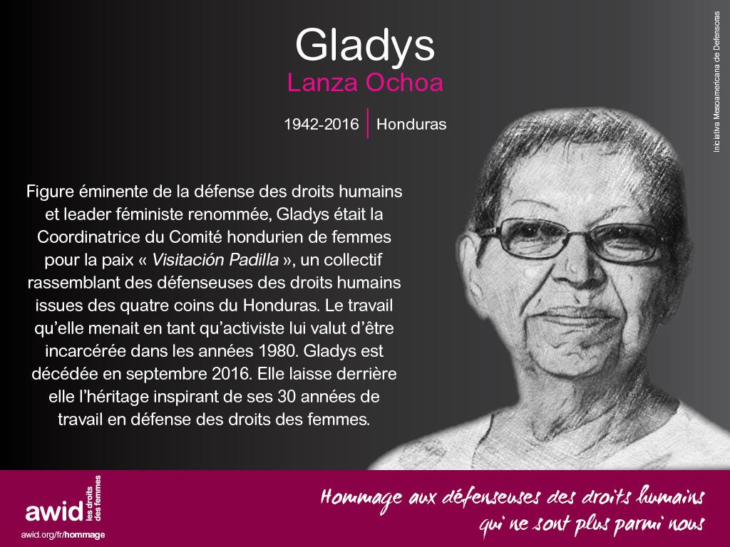 Gladys Lanza Ochoa (FR)
