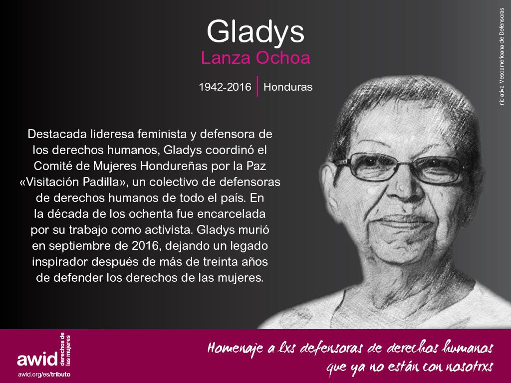Gladys Lanza Ochoa (SP)