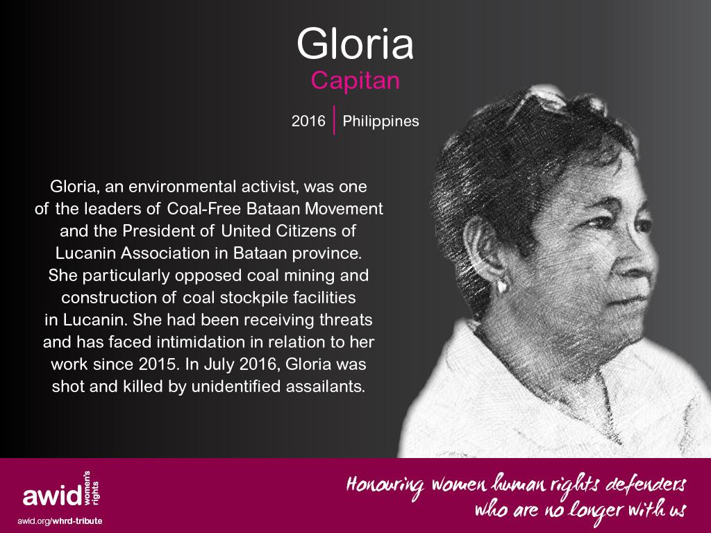 Gloria Capitan (EN)