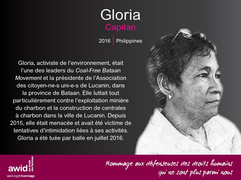 Gloria Capitan (FR)