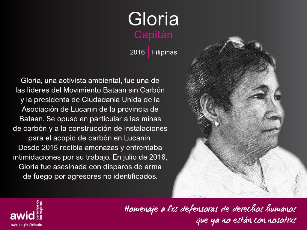 Gloria Capitan (SP)