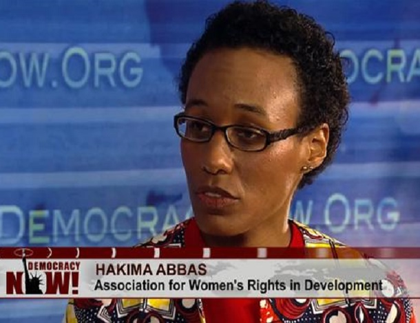 Hakima Abbas - Democracy Now