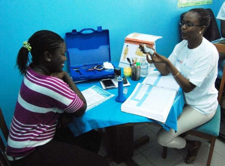 Health SRHR counselling Senegal