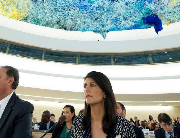 HRC35 - US Ambassador Nikky Haly (610x470)