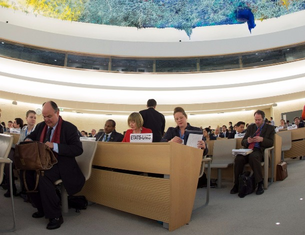 HRC 36 session
