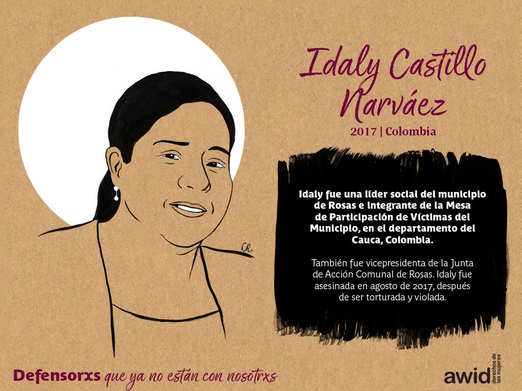 Idaly Castillo Narvaez (SP)