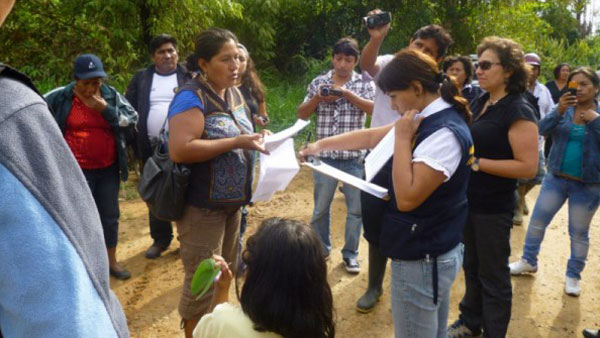 Movements - Indigenous women leaders in Tres Islas, Peru