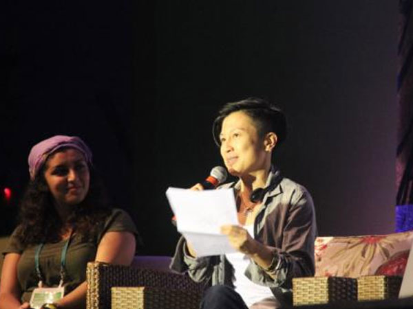 Jac Sm Kee, Women's Rights Programme Manager, APC at the AWID Forum 2016