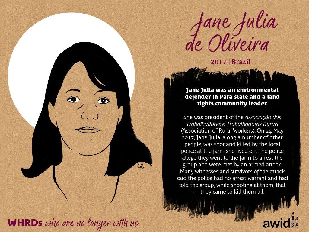 Jane Julia de Oliveira (EN)