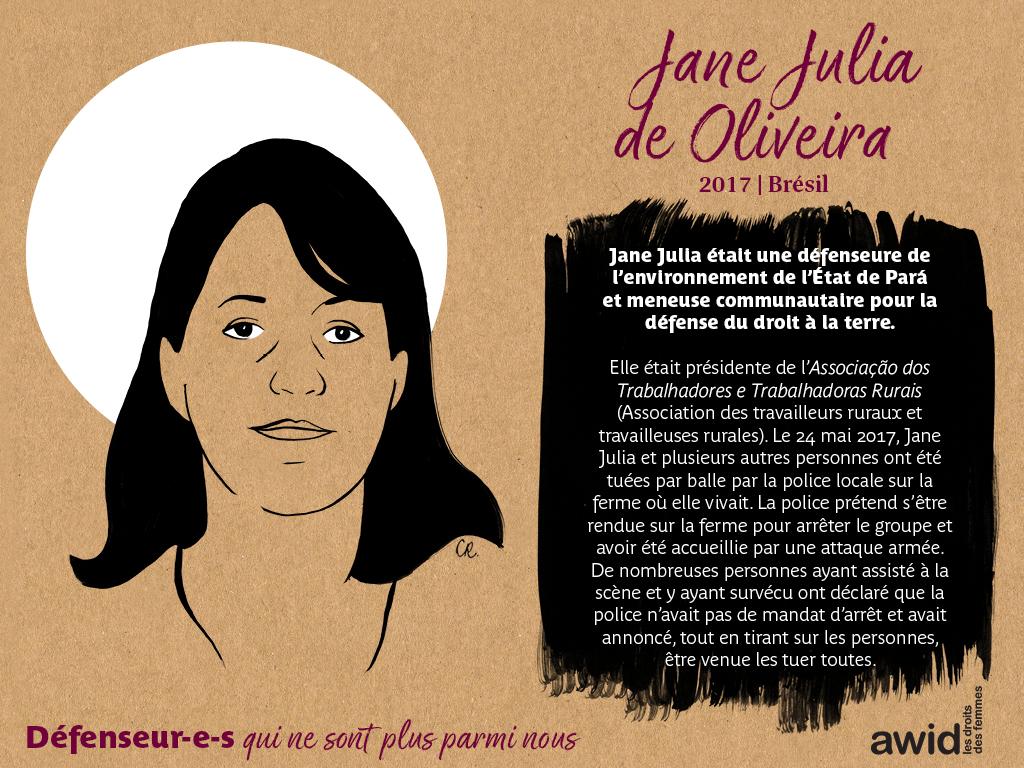Jane Julia de Oliveira (FR)