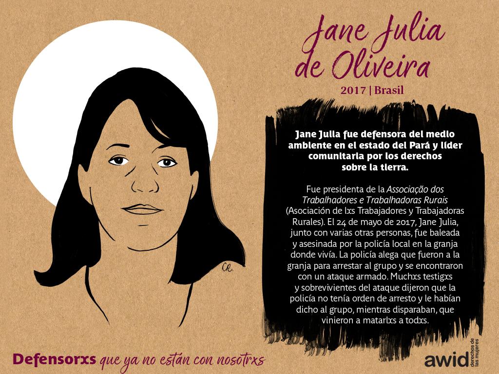 Jane Julia de Oliveira (SP)