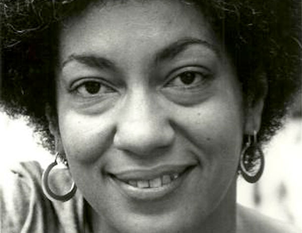 June Jordan, young, black and white photo (610x470)