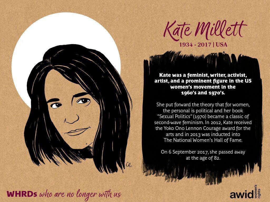 Kate Millett (EN)