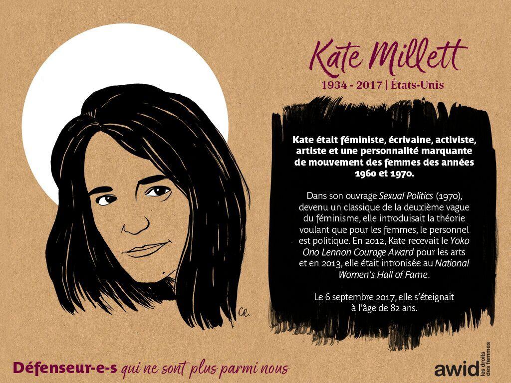 Kate Millett (FR)