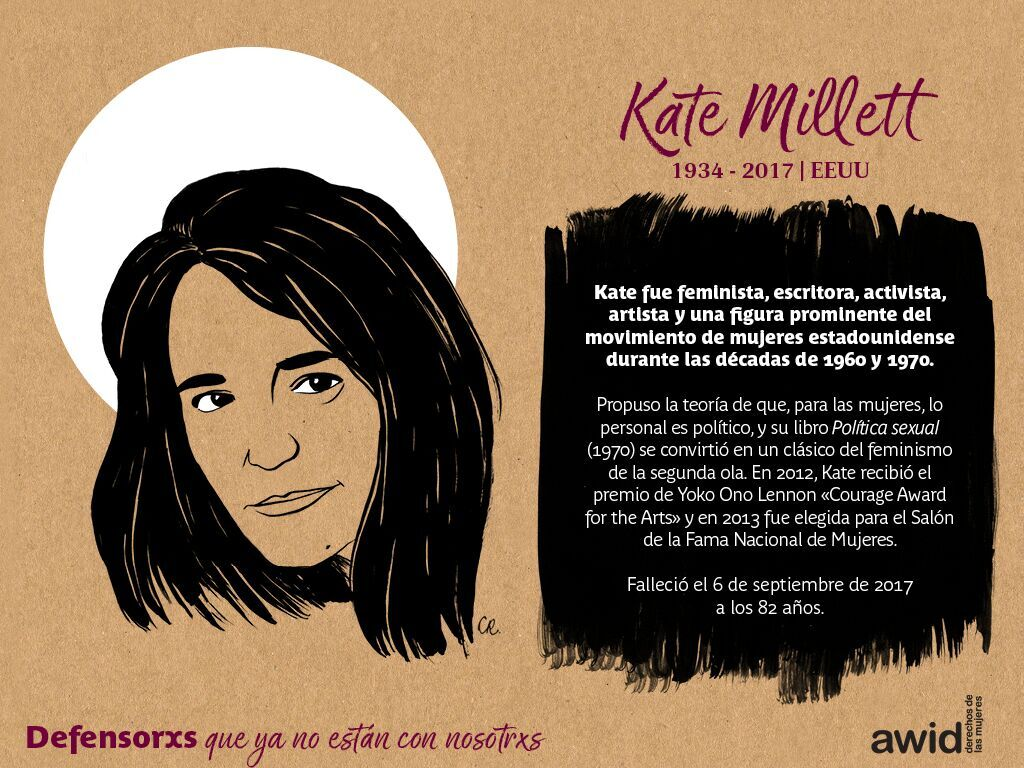 Kate Millett (SP)