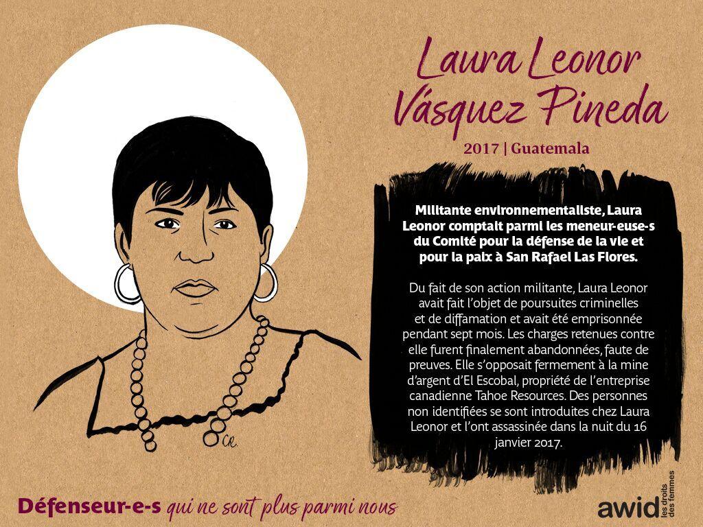 Laura Leonor Vásquez Pineda (FR)