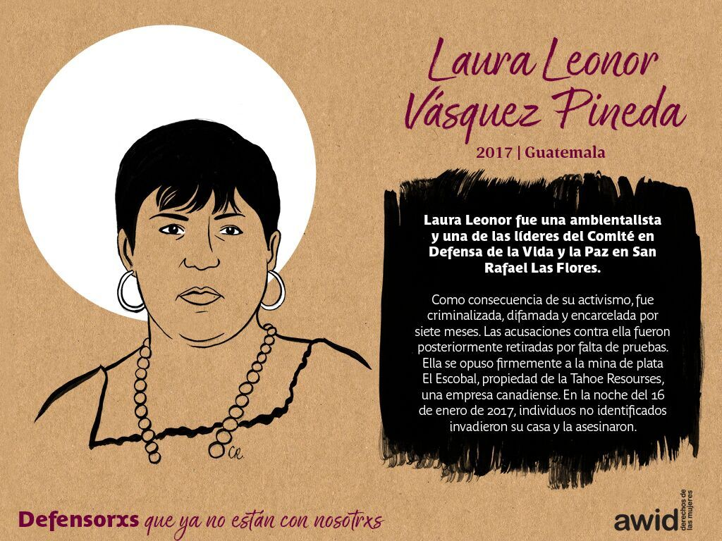 Laura Leonor Vásquez Pineda (SP)