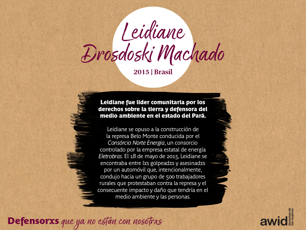 Leidiane Drosdoski Machado (SP)