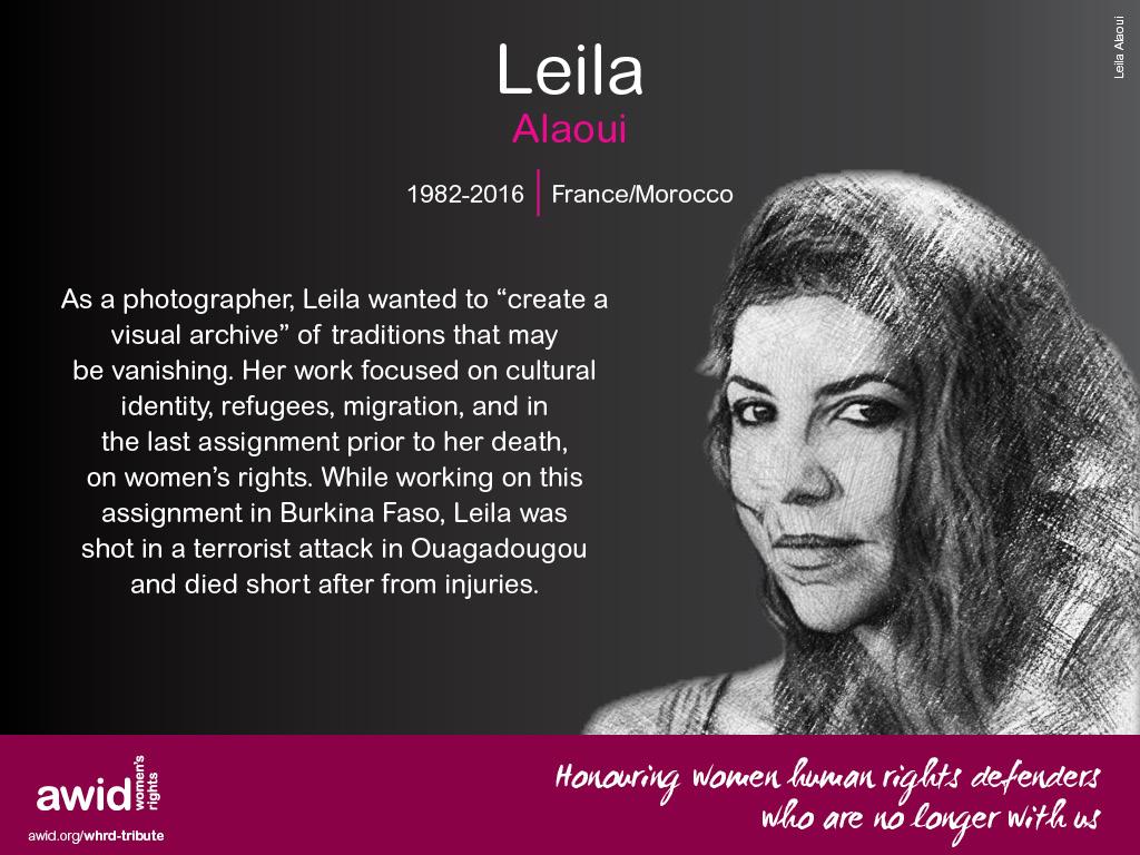 Leila Alaoui (EN)