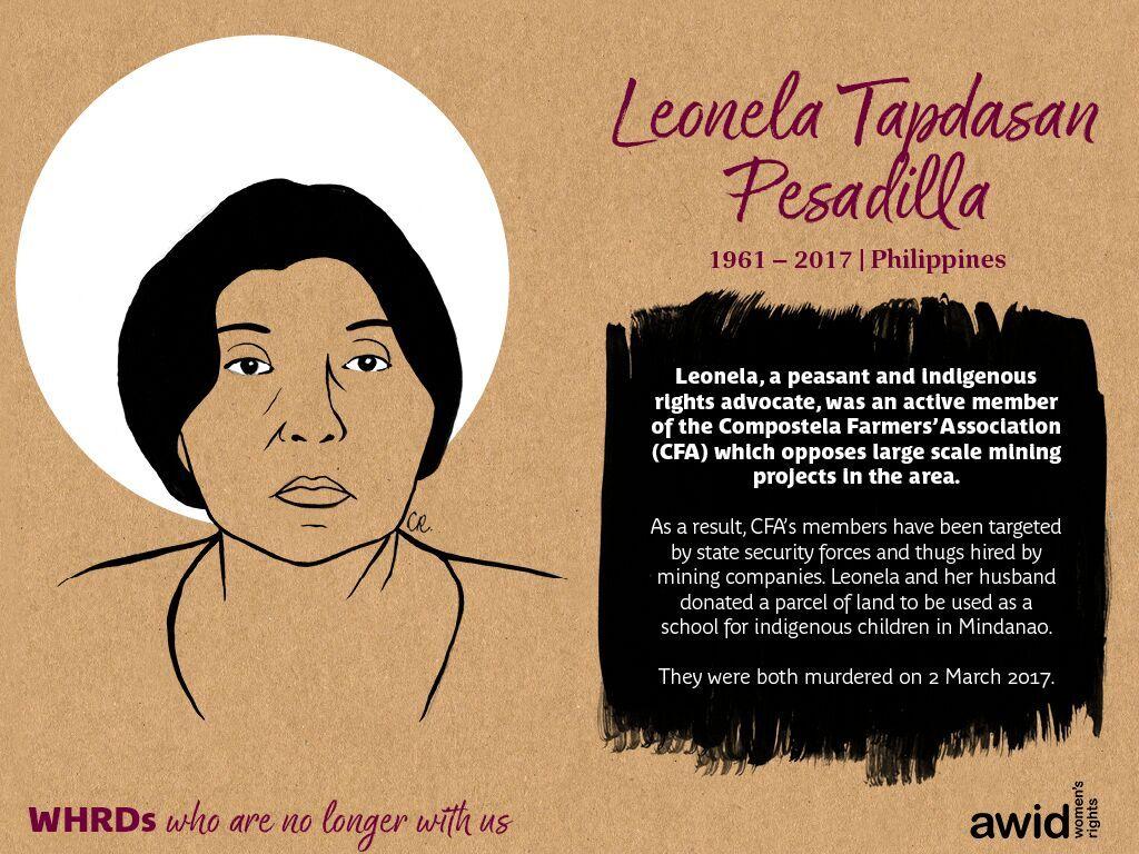 Leonela Tapdasan Pesadilla (EN)