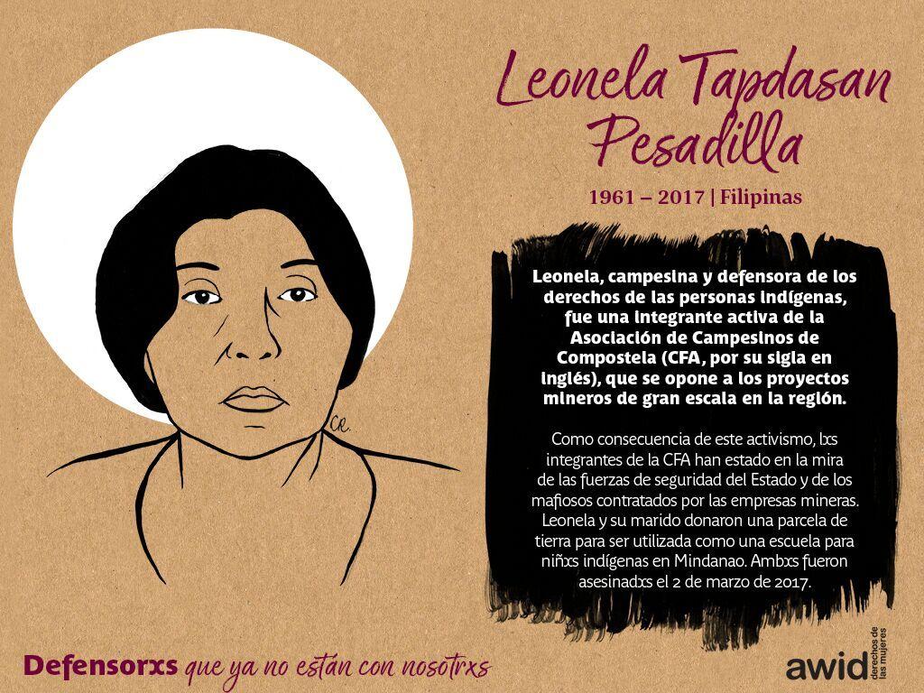 Leonela Tapdasan Pesadilla (SP)