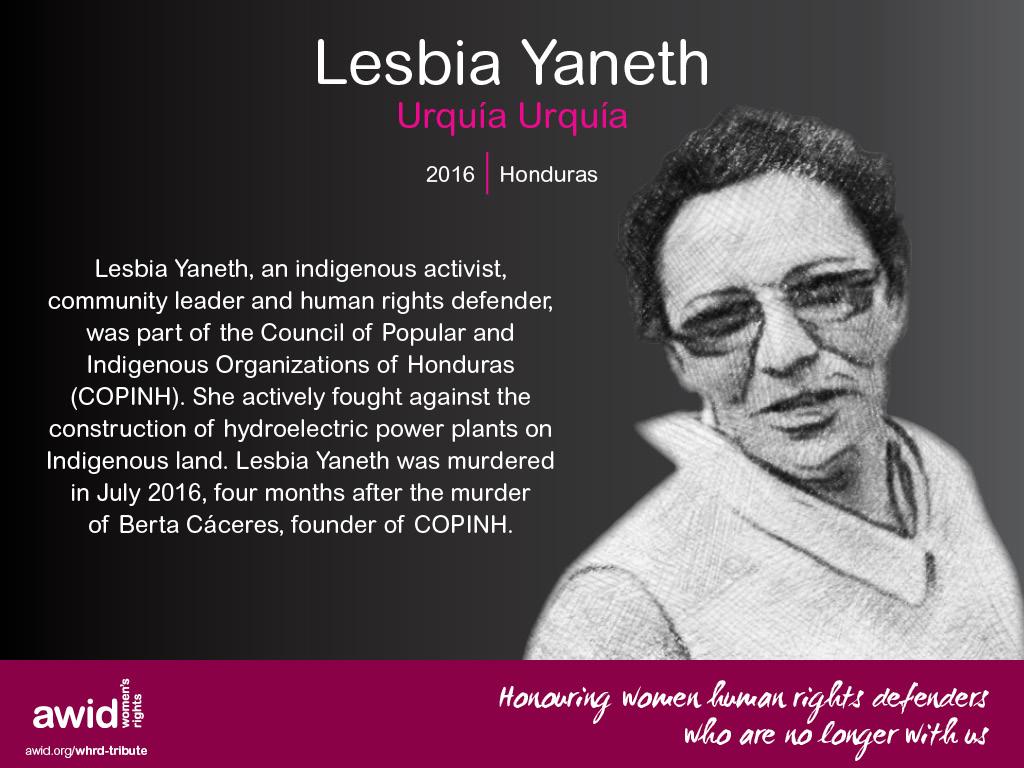 Lesbia Yaneth Urquía Urquía (EN)
