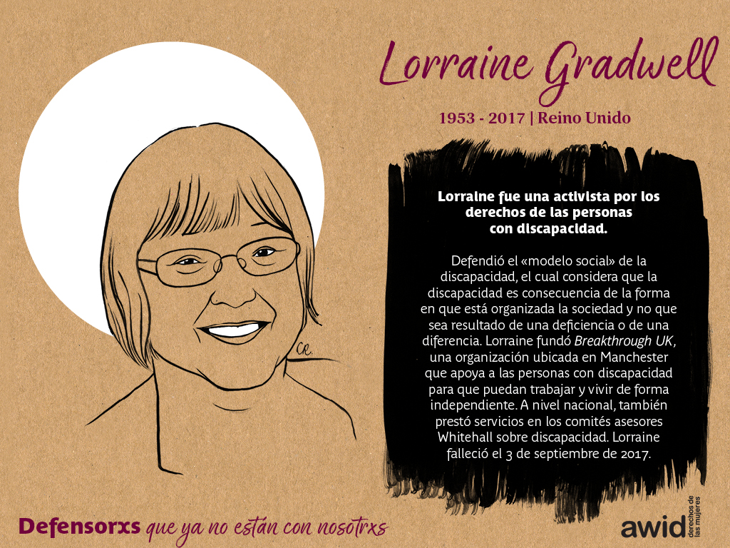 Lorraine Gradwell (SP)