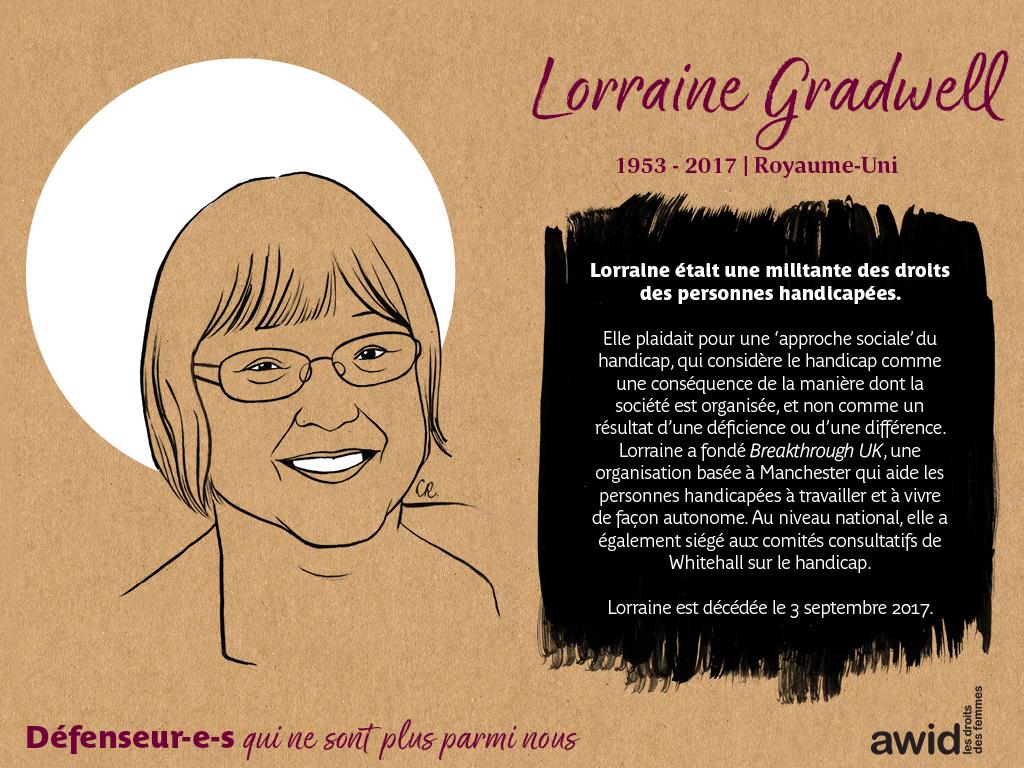 Lorraine Gradwell (FR)